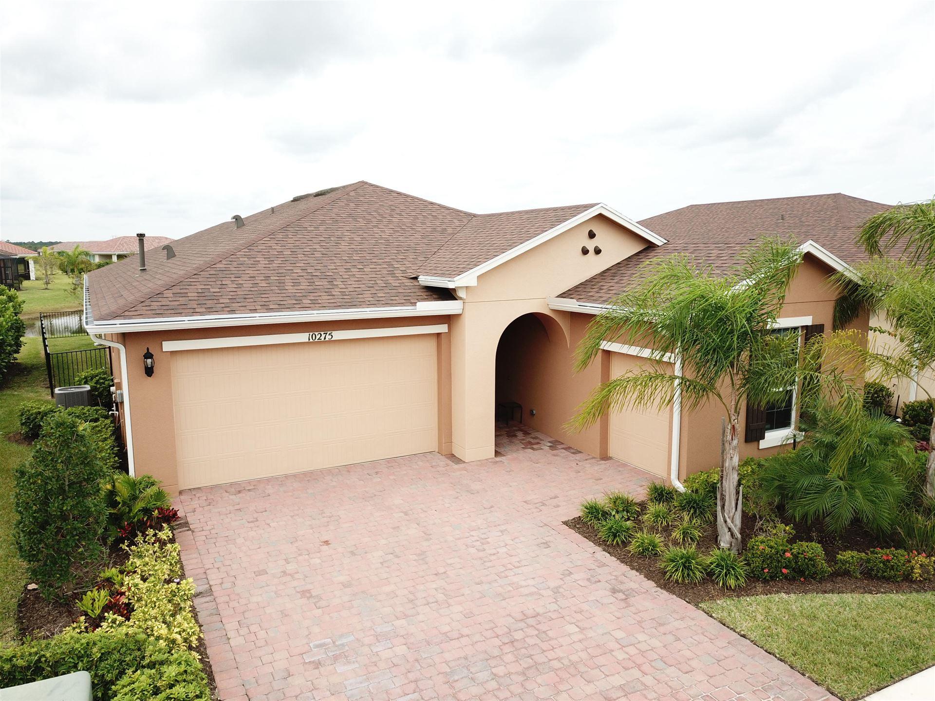 10275 SW Yellowwood Avenue, Port Saint Lucie, FL 34987 - #: RX-10723776