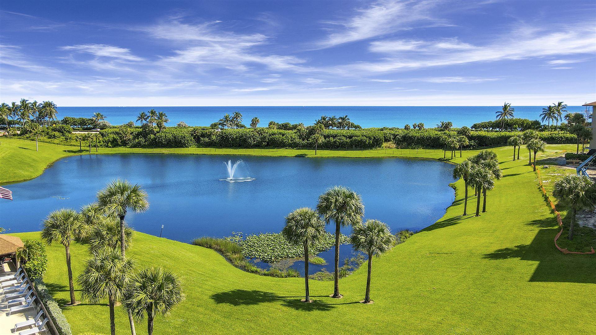 Photo of 501 S Seas Drive #402, Jupiter, FL 33477 (MLS # RX-10754776)
