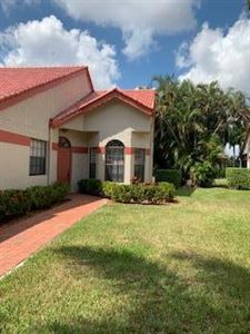 Photo of 7877 Lexington Club Boulevard #B, Delray Beach, FL 33446 (MLS # RX-10567777)