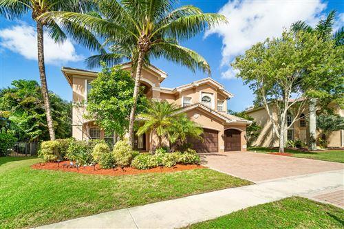 Photo of 11113 Sunset Ridge Circle, Boynton Beach, FL 33473 (MLS # RX-10655777)