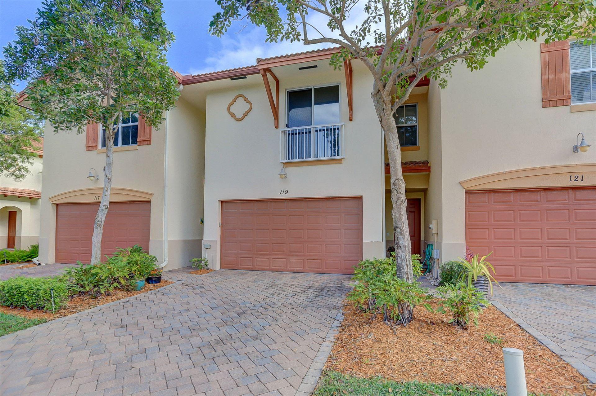 119 E Prive Circle, Delray Beach, FL 33445 - #: RX-10683777
