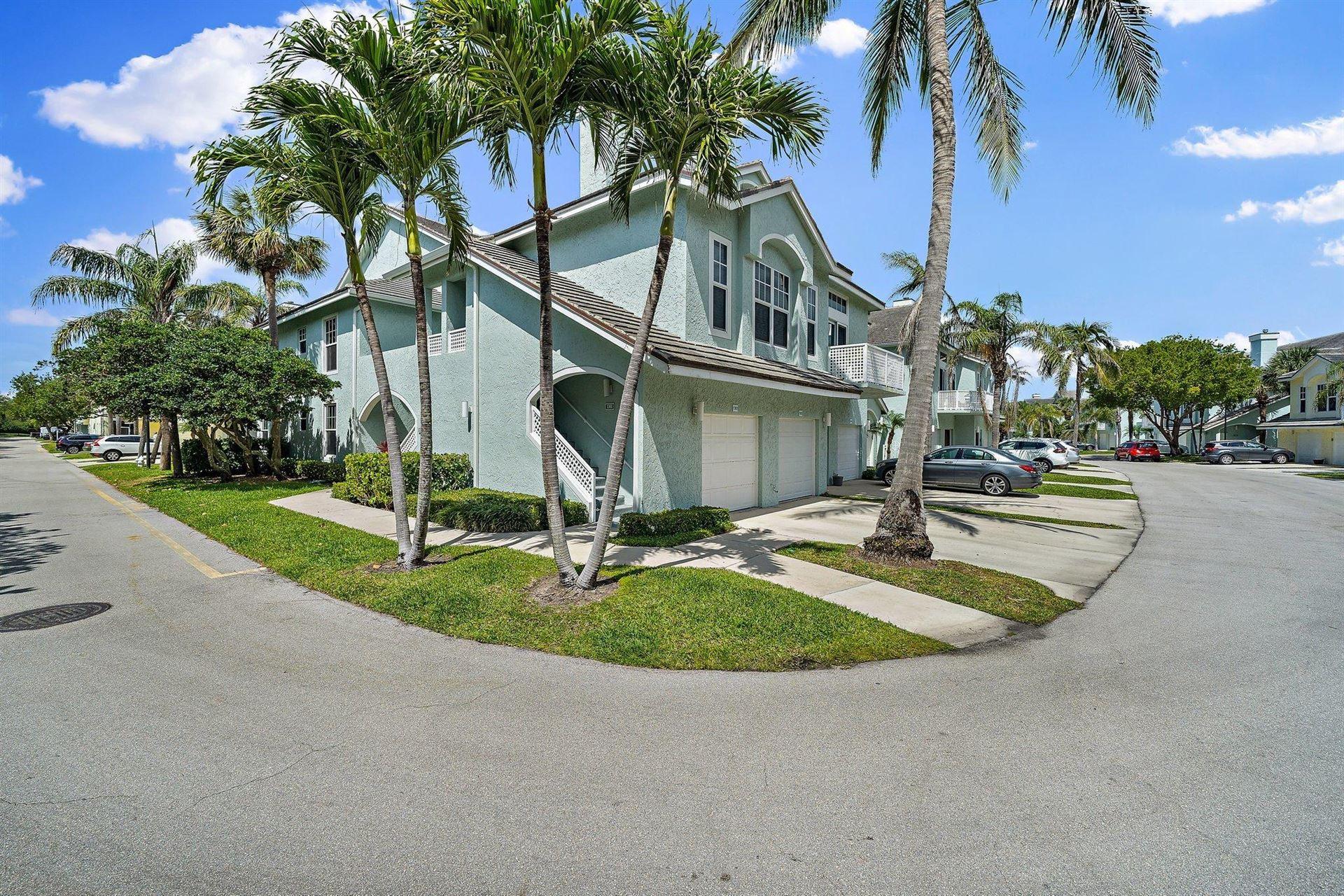 Photo of 1303 Mainsail Circle #1303, Jupiter, FL 33477 (MLS # RX-10699777)