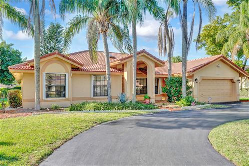 Photo of 8354 NW 55th Court, Coral Springs, FL 33067 (MLS # RX-10588778)