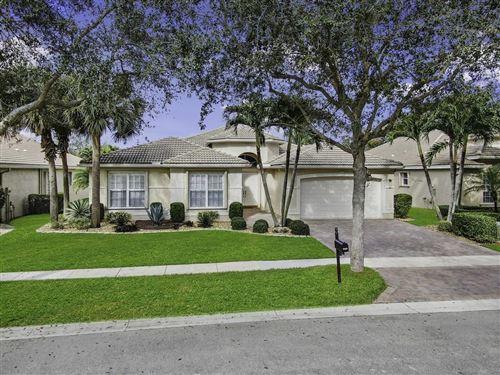 Photo of 7062 Great Falls Circle, Boynton Beach, FL 33437 (MLS # RX-10678778)