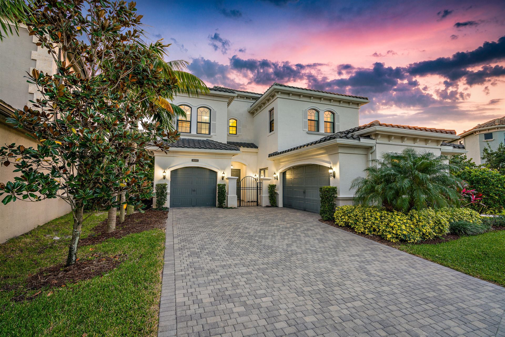Photo of 16885 Pavilion Way, Delray Beach, FL 33446 (MLS # RX-10675778)