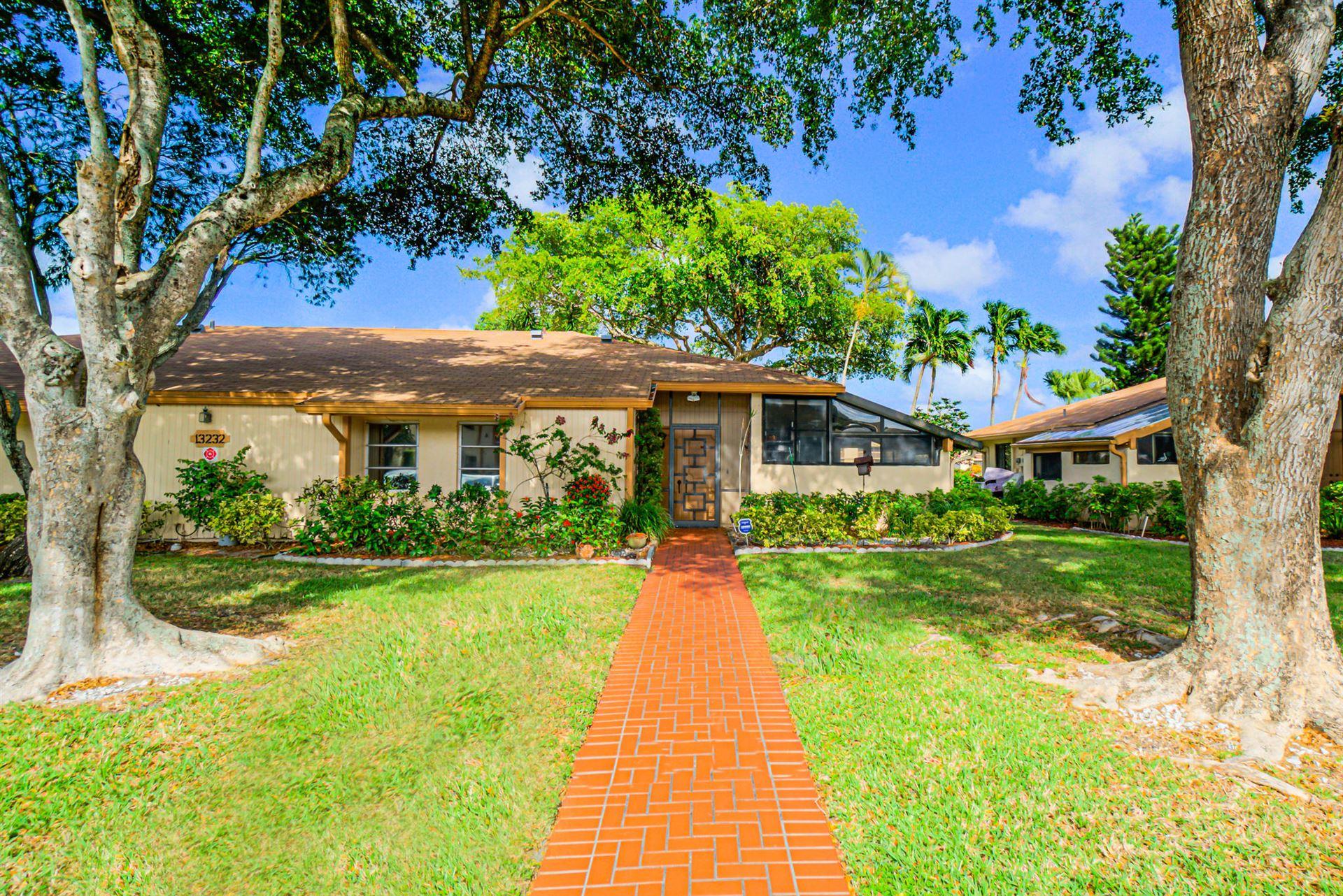 13232 Lucinda Palm Court #B, Delray Beach, FL 33484 - MLS#: RX-10718778