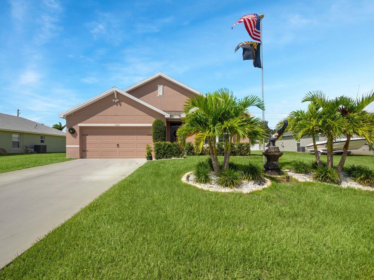 1229 SW Albenga Avenue, Port Saint Lucie, FL 34953 - #: RX-10745778