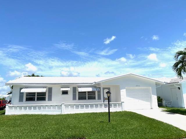 2011 SW 15th Street, Boynton Beach, FL 33426 - #: RX-10642779