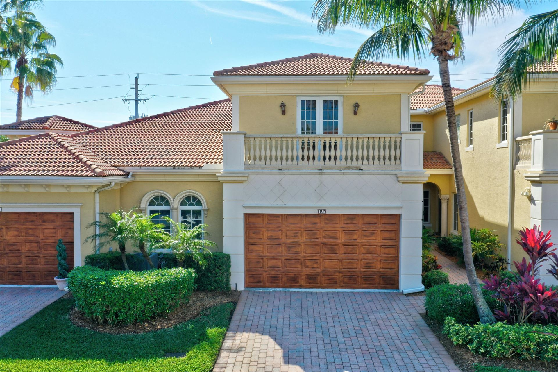 Photo of 105 Renaissance Drive, North Palm Beach, FL 33410 (MLS # RX-10685779)