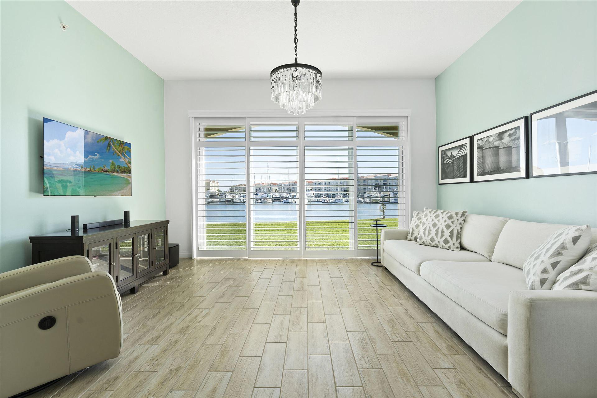 11 Harbour Isle Drive W #106, Fort Pierce, FL 34949 - MLS#: RX-10713779