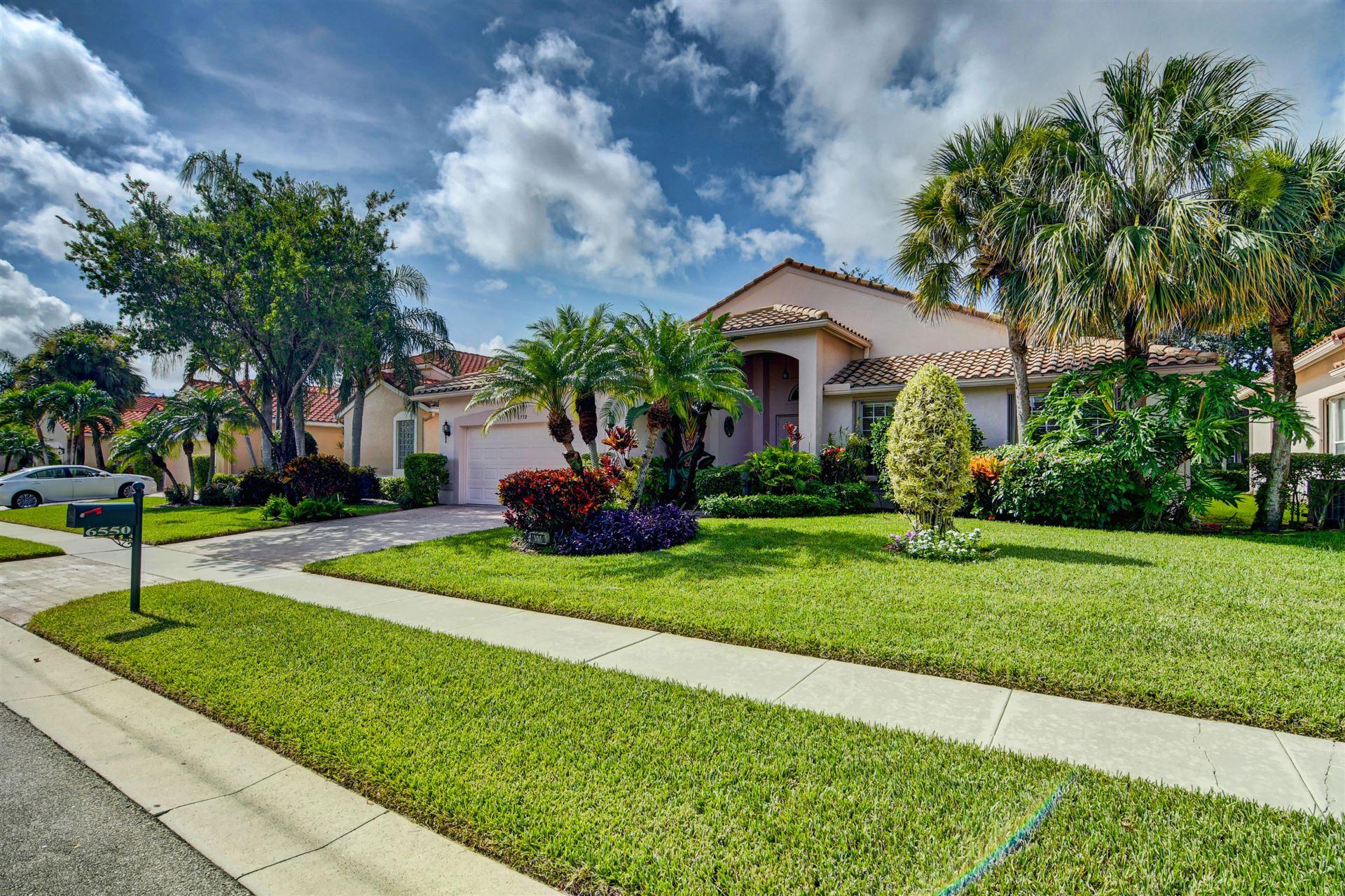 6550 Maggiore Drive, Boynton Beach, FL 33472 - MLS#: RX-10733779