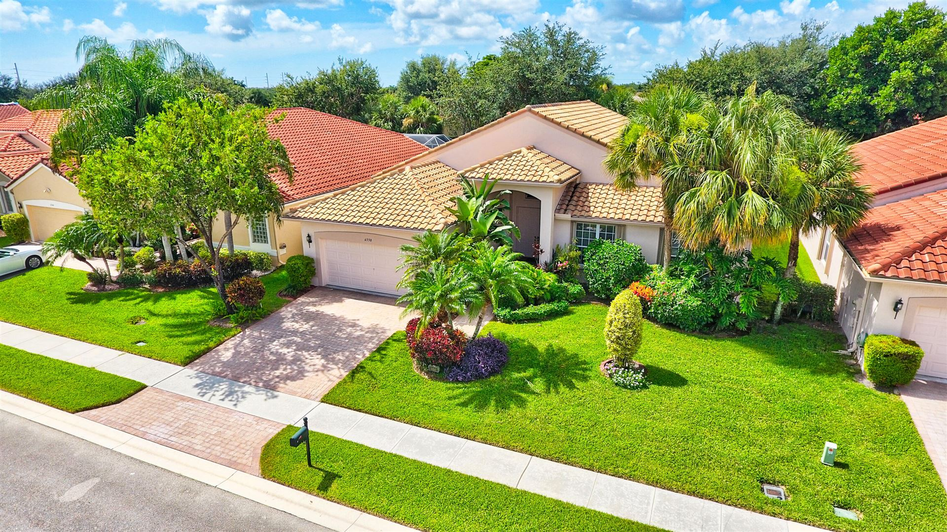 Photo of 6550 Maggiore Drive, Boynton Beach, FL 33472 (MLS # RX-10733779)