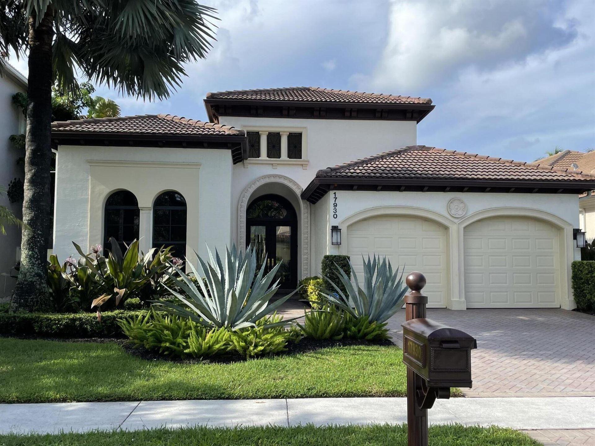 17930 Lake Azure Way, Boca Raton, FL 33496 - MLS#: RX-10735779