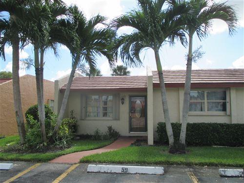 Photo of 156 Lake Anne Drive, West Palm Beach, FL 33411 (MLS # RX-10578780)