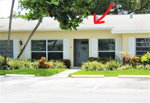 Photo of Listing MLS rx in 13831 Via Flora #C Delray Beach FL 33484