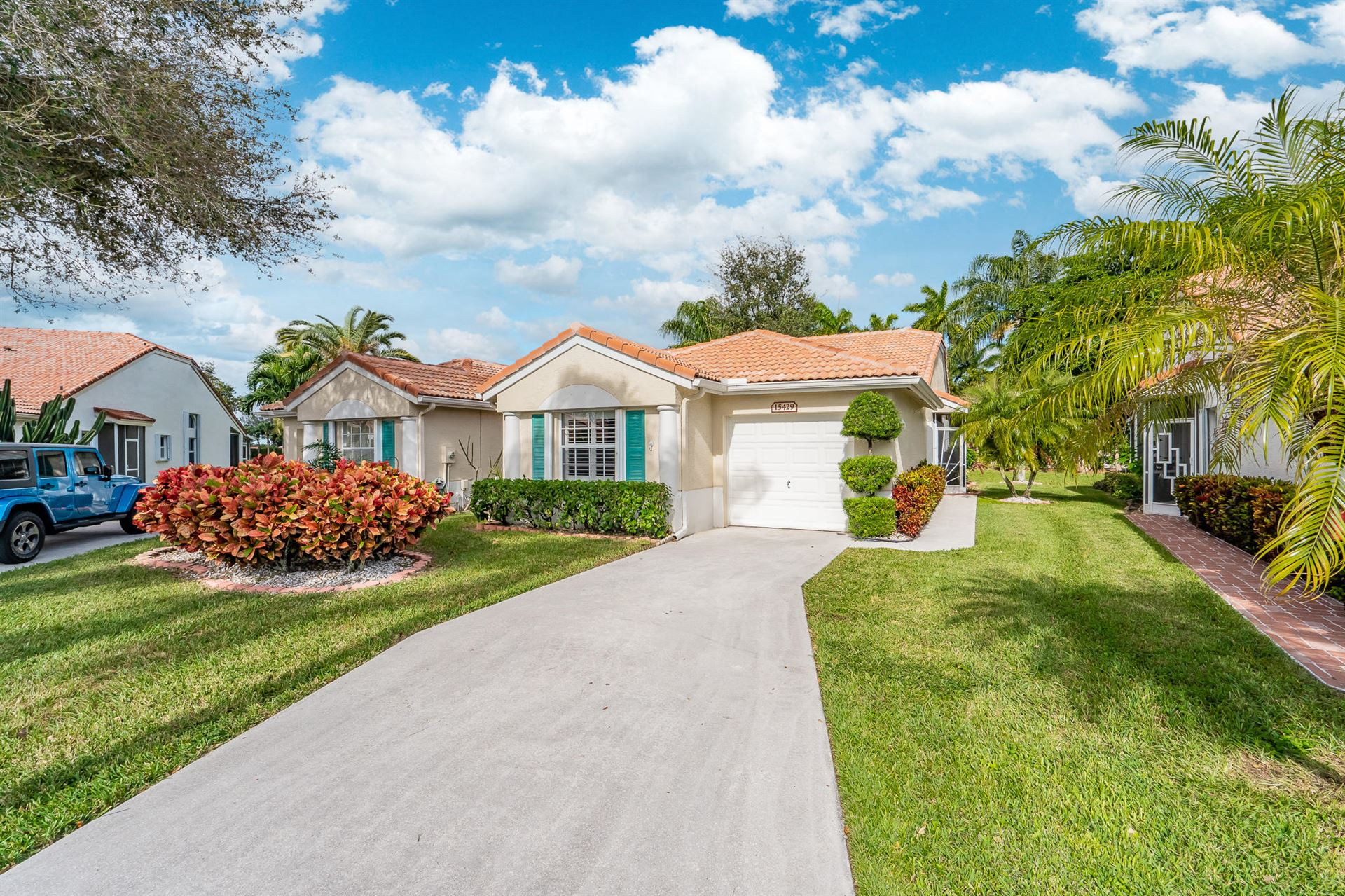 Photo of 15429 Lake Gardenia Place, Delray Beach, FL 33484 (MLS # RX-10675780)