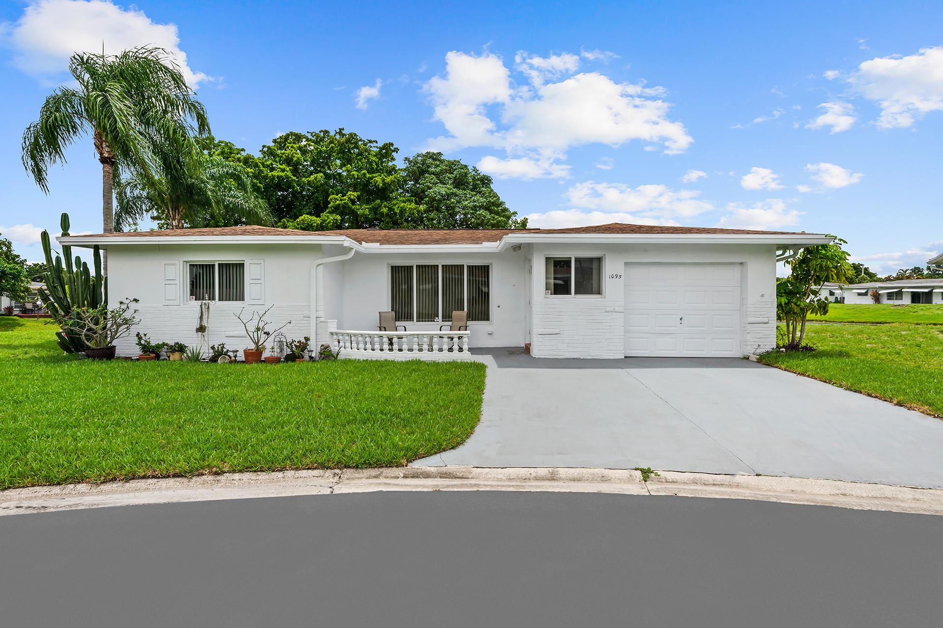 1095 NW 72nd Terrace, Margate, FL 33063 - MLS#: RX-10732780