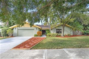Photo of 17587 Weeping Willow Trail, Boca Raton, FL 33487 (MLS # RX-10495781)