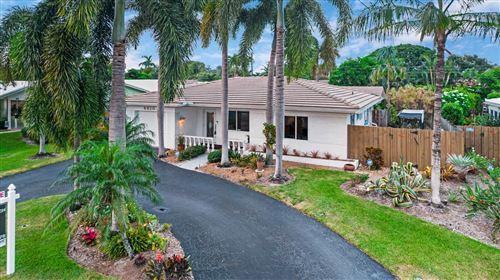 Photo of 6610 NE 20th Terrace, Fort Lauderdale, FL 33308 (MLS # RX-10742781)