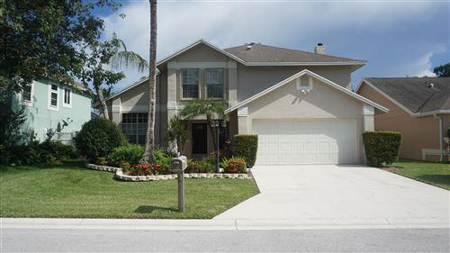 Photo of 12980 Blue Lake Drive, Wellington, FL 33414 (MLS # RX-10734782)