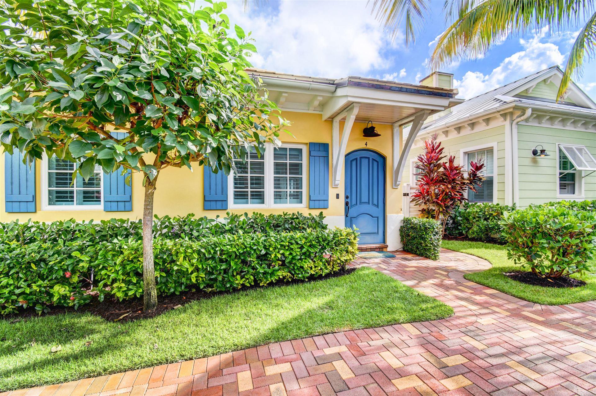 2225 S Ocean Boulevard #4, Delray Beach, FL 33483 - #: RX-10626782