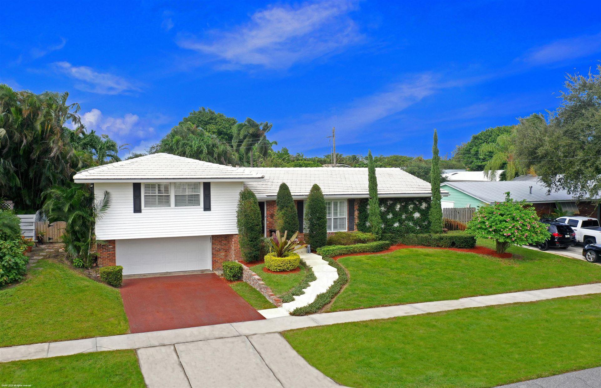 Photo of 513 Anchorage Drive, North Palm Beach, FL 33408 (MLS # RX-10673782)