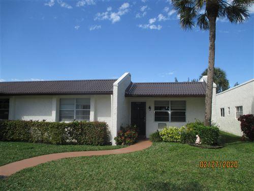 Photo of 449 Golden River Drive, West Palm Beach, FL 33411 (MLS # RX-10604783)