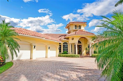 Photo of 7686 Hawks Landing Drive, West Palm Beach, FL 33412 (MLS # RX-10754783)