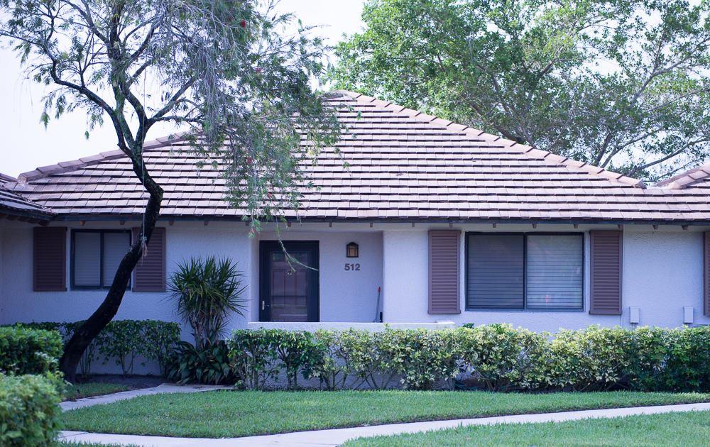 512 Club Drive, Palm Beach Gardens, FL 33418 - #: RX-10623783