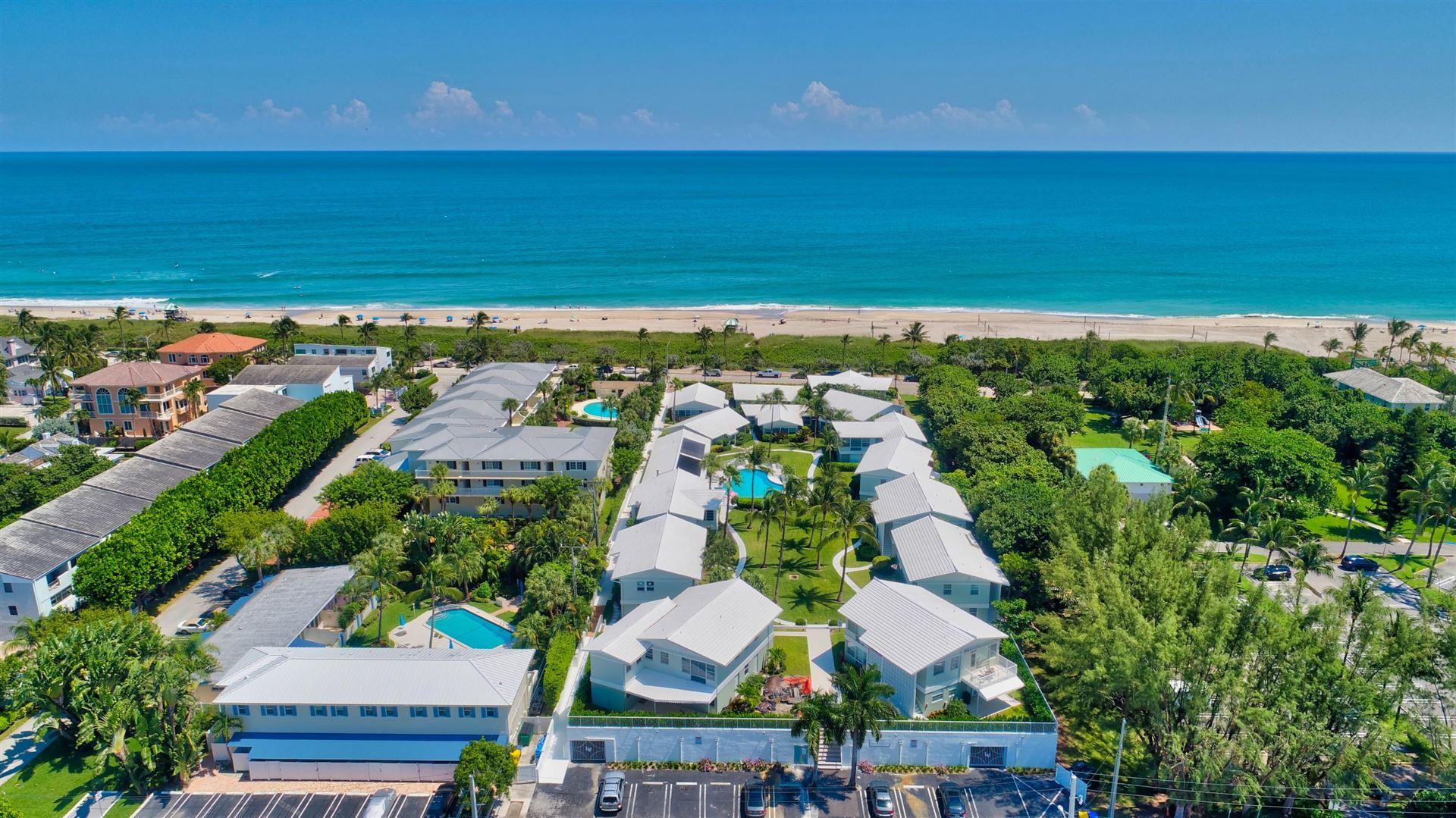 320 S Ocean Boulevard #V-E, Delray Beach, FL 33483 - #: RX-10704783