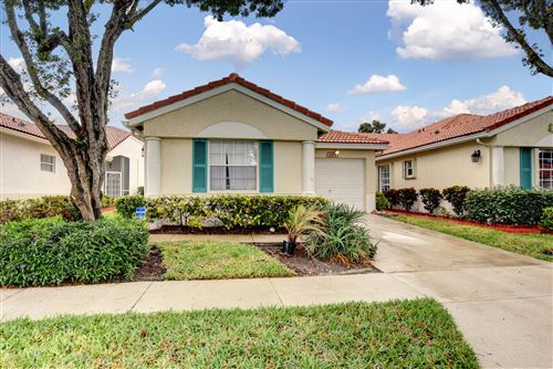 Photo of 6168 Floral Lakes Drive, Delray Beach, FL 33484 (MLS # RX-10601784)