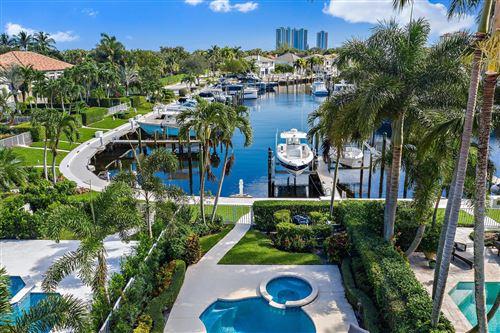 Photo of 1436 Harbour Point Drive, North Palm Beach, FL 33410 (MLS # RX-10670784)