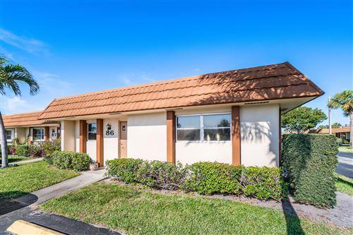 Photo of 5780 Fernley Drive W #86, West Palm Beach, FL 33415 (MLS # RX-10706784)