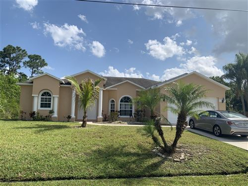 Photo of 2280 SW Culpepper Avenue, Port Saint Lucie, FL 34953 (MLS # RX-10707784)
