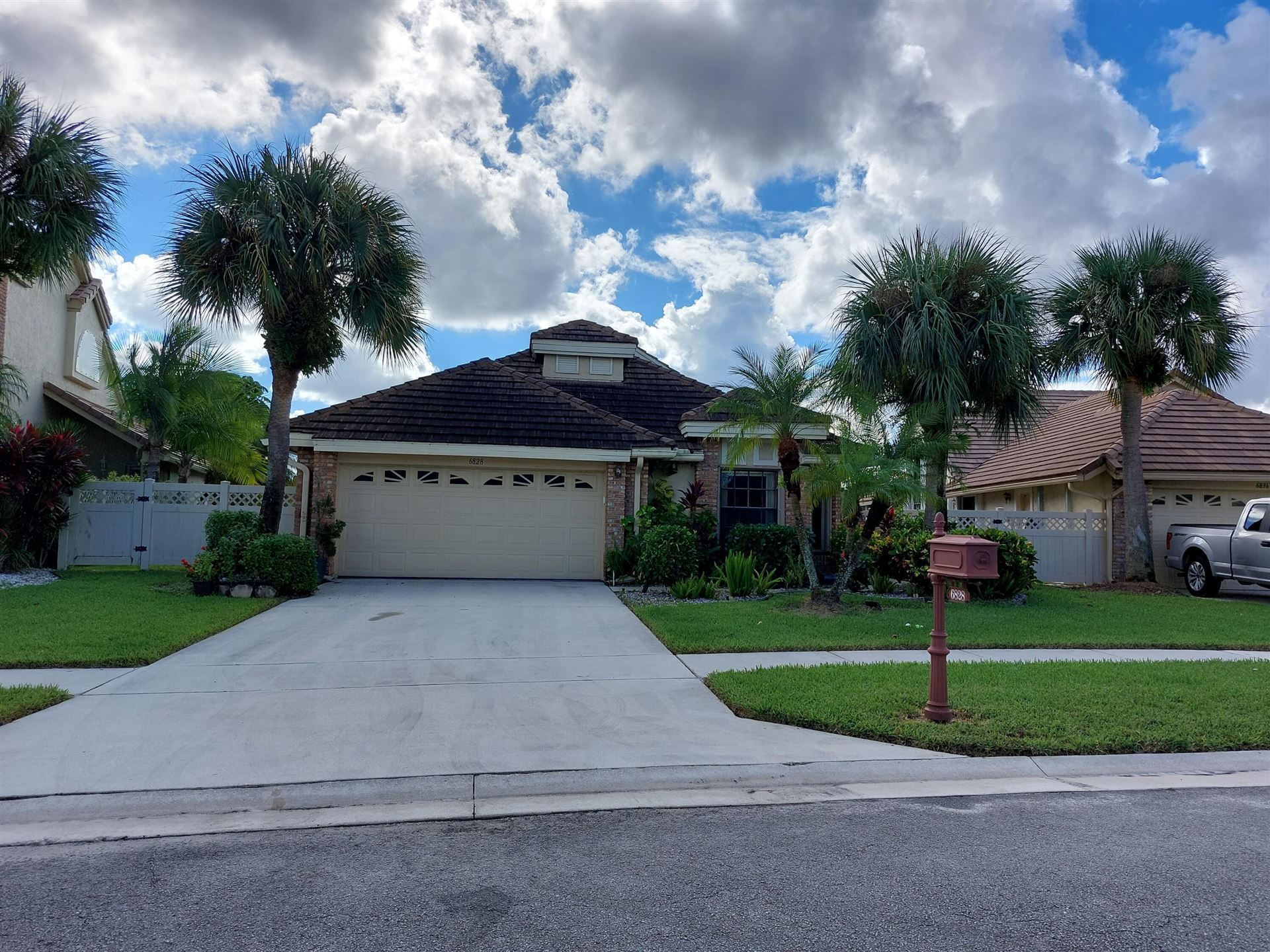 6828 Bitterbush Place, Boynton Beach, FL 33472 - MLS#: RX-10727784