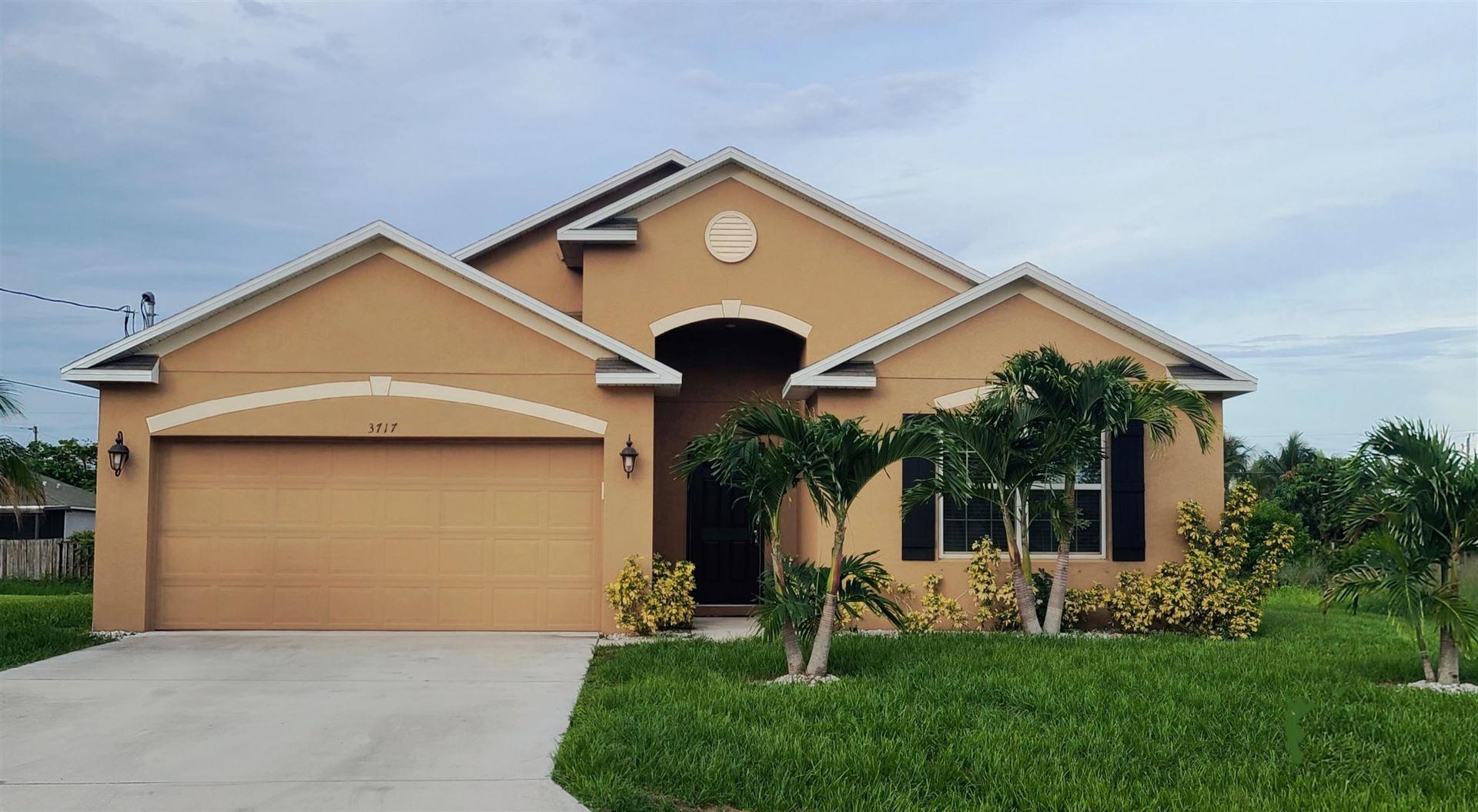 3717 SW Kasin Street, Port Saint Lucie, FL 34953 - #: RX-10729784
