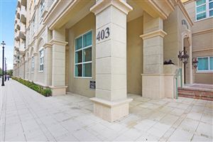 Photo of 403 S Sapodilla Avenue #301, West Palm Beach, FL 33401 (MLS # RX-10527785)