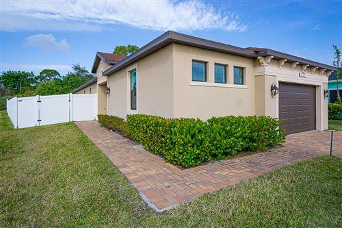 Photo of 177 SE Via Visconti, Port Saint Lucie, FL 34952 (MLS # RX-10685785)