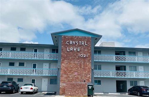Photo of 1021 Crystal Lake Drive #204, Deerfield Beach, FL 33064 (MLS # RX-10731785)