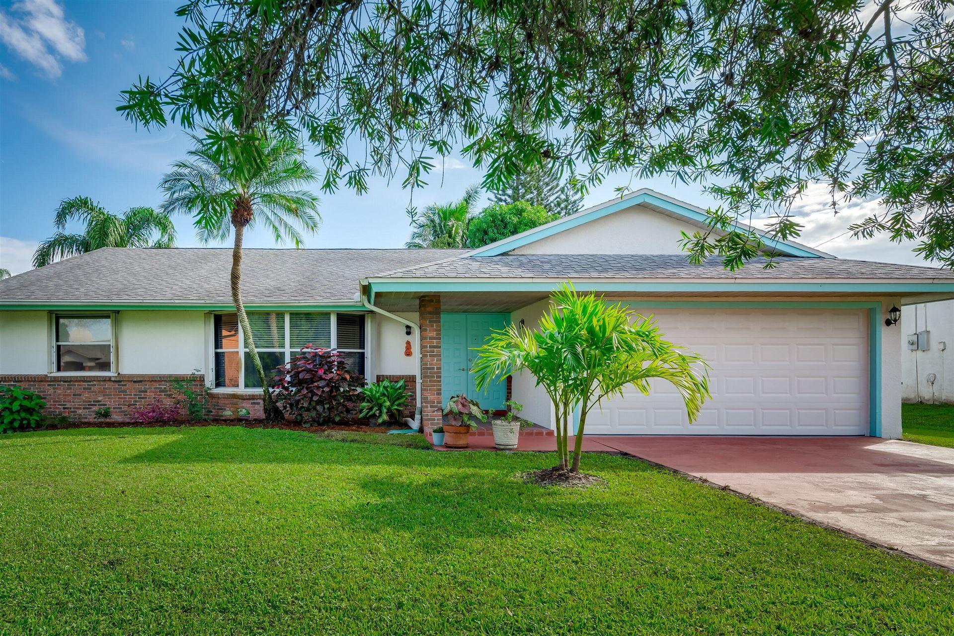 2425 SW Avondale Street, Port Saint Lucie, FL 34984 - #: RX-10672785