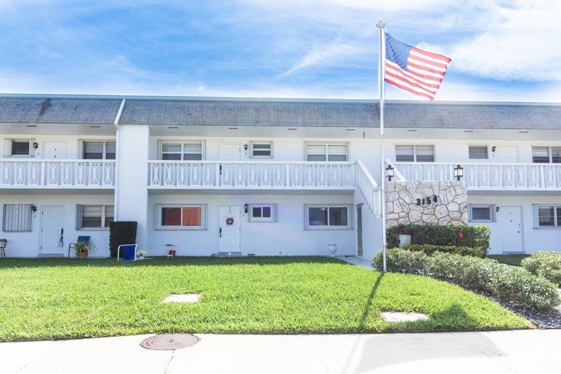 3154 Meridian Way S #9, Palm Beach Gardens, FL 33410 - #: RX-10696785