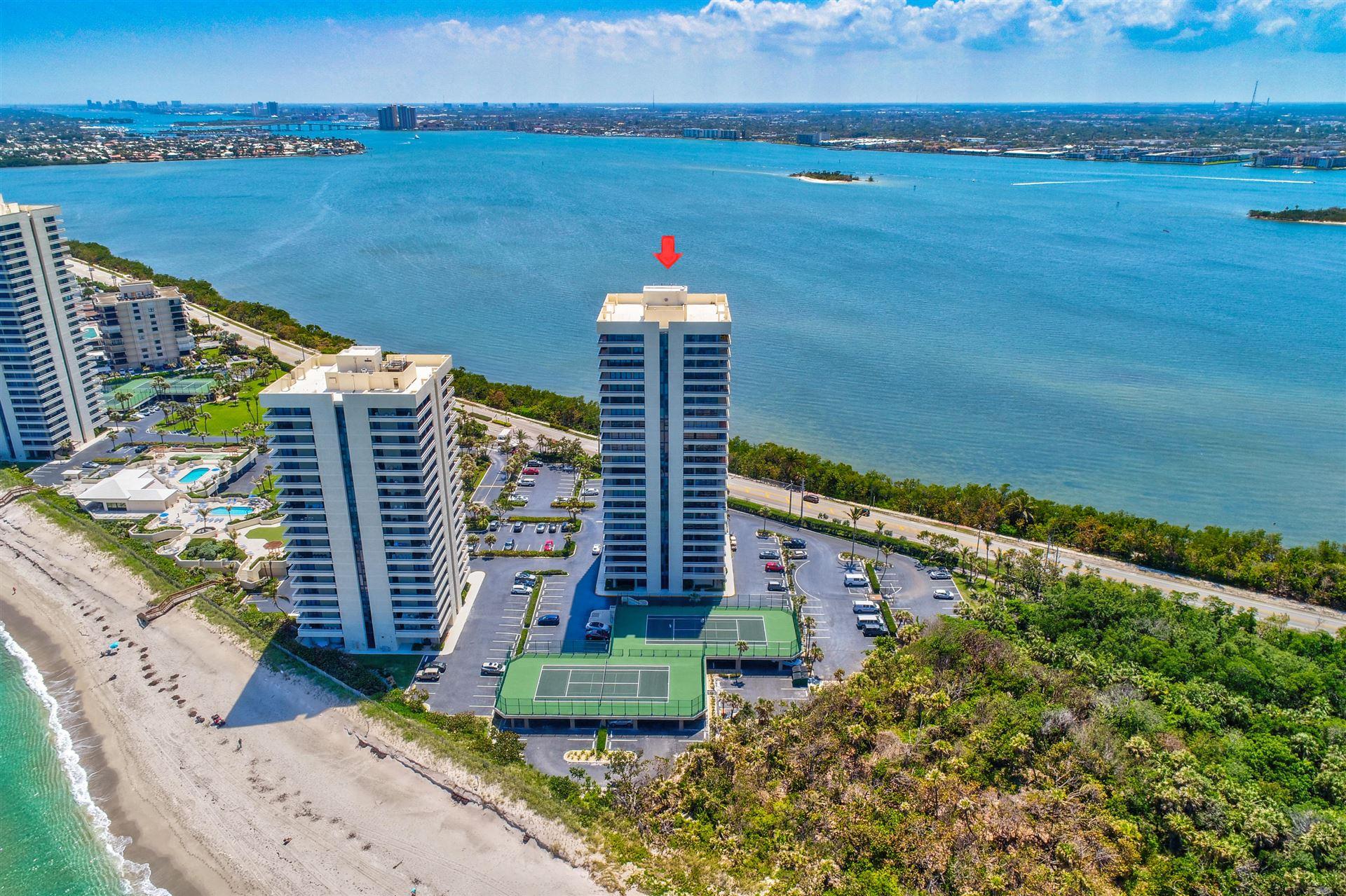 5550 N Ocean Drive #2 B, Singer Island, FL 33404 - MLS#: RX-10729785