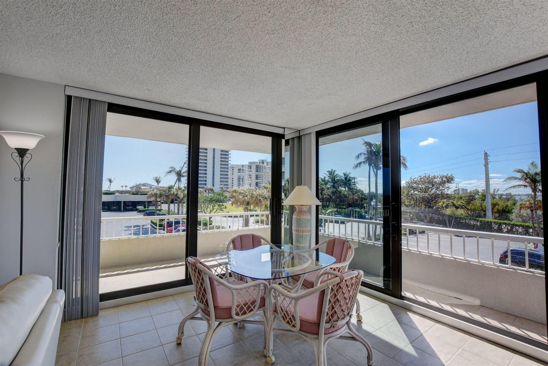 Photo of 5550 N Ocean Drive #2 B, Singer Island, FL 33404 (MLS # RX-10729785)