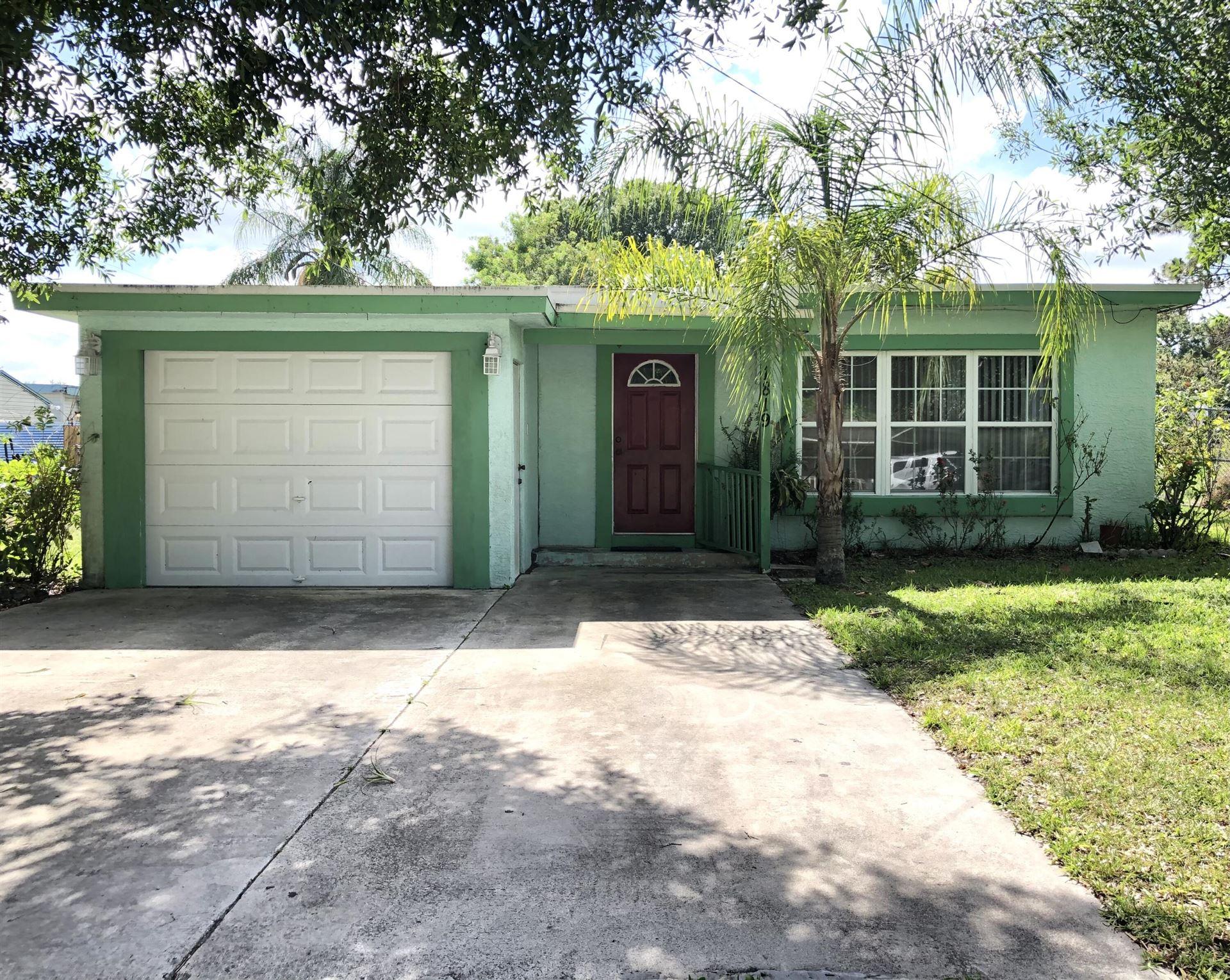 1819 S 30th St, Fort Pierce, FL 34947 - MLS#: RX-10711786