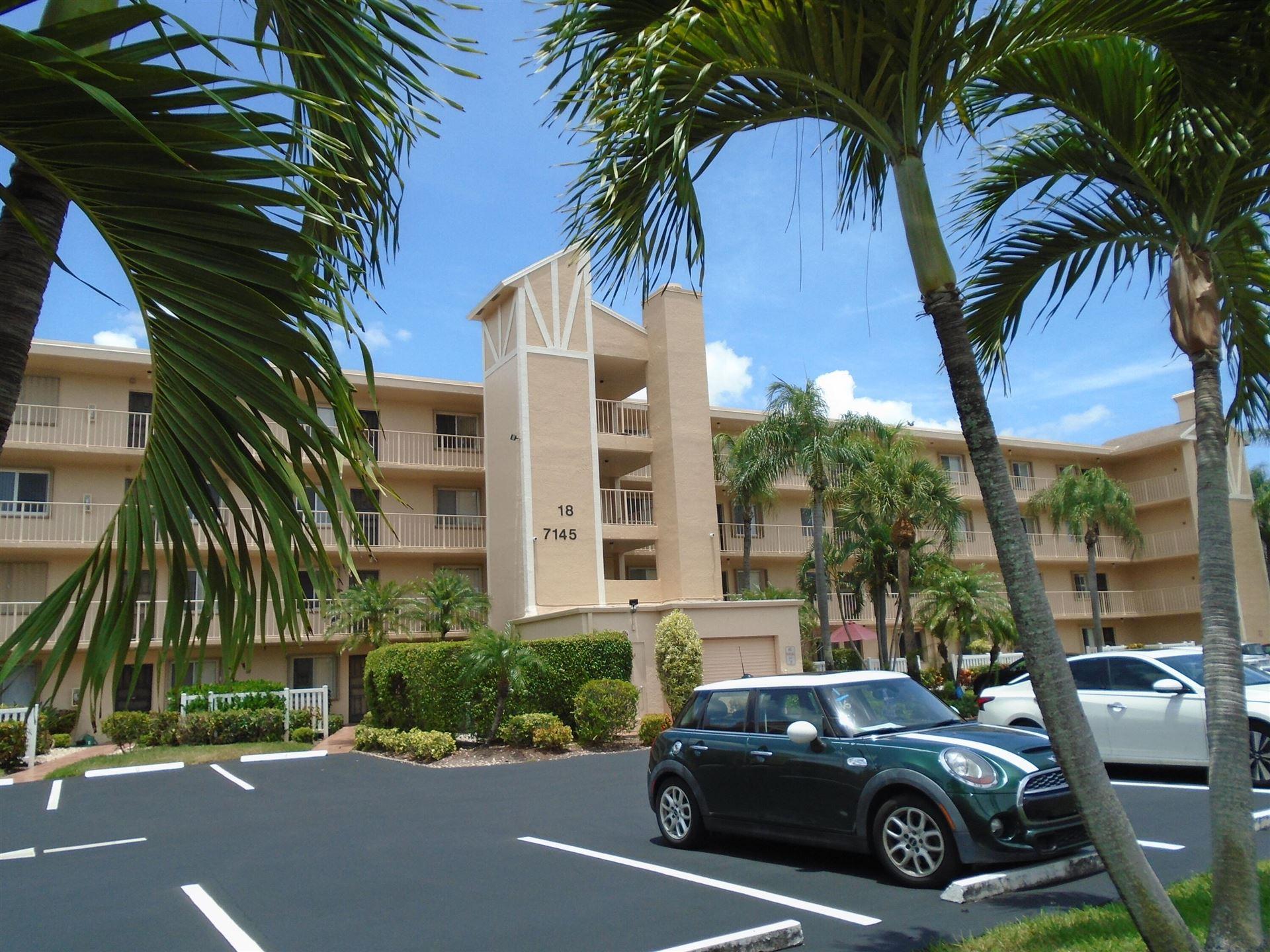 7145 Huntington Lane #405, Delray Beach, FL 33446 - MLS#: RX-10717786
