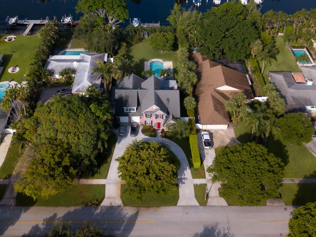 Photo for 568 Anchorage Drive, North Palm Beach, FL 33408 (MLS # RX-10437787)