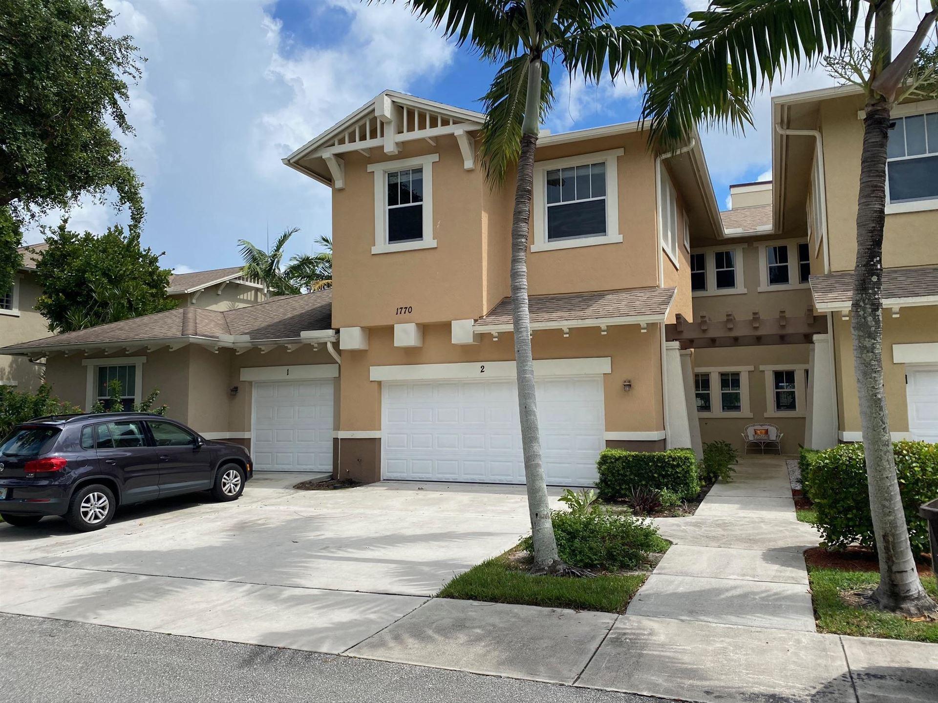 1770 Mission Court #2, West Palm Beach, FL 33401 - #: RX-10655787