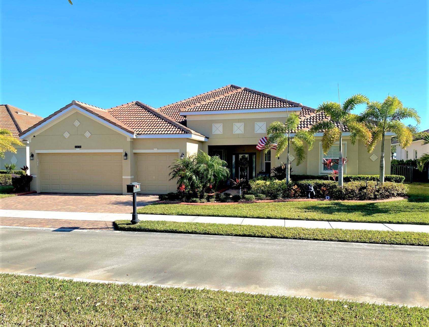 11470 SW Aventino Drive, Port Saint Lucie, FL 34987 - #: RX-10690787