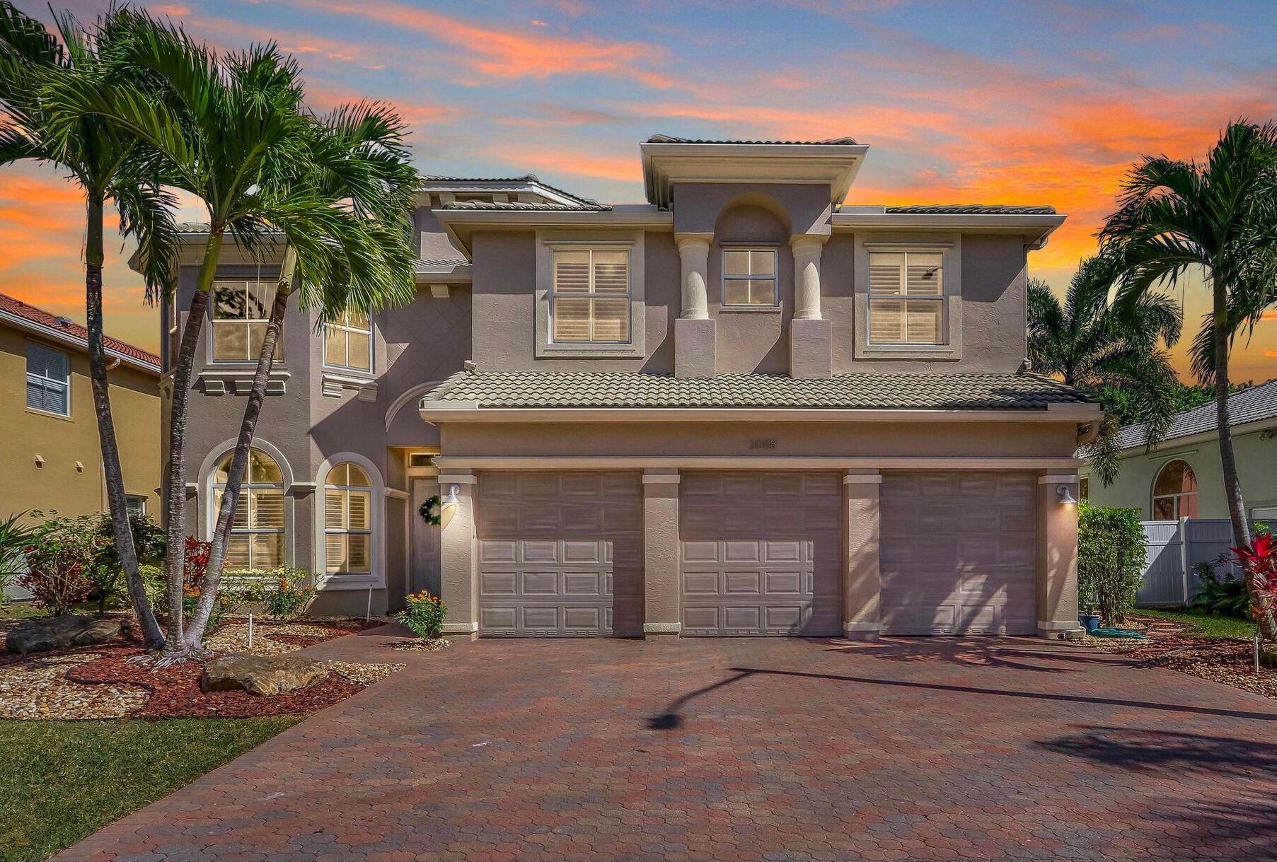 3088 Hartridge Terrace, Wellington, FL 33414 - #: RX-10696787