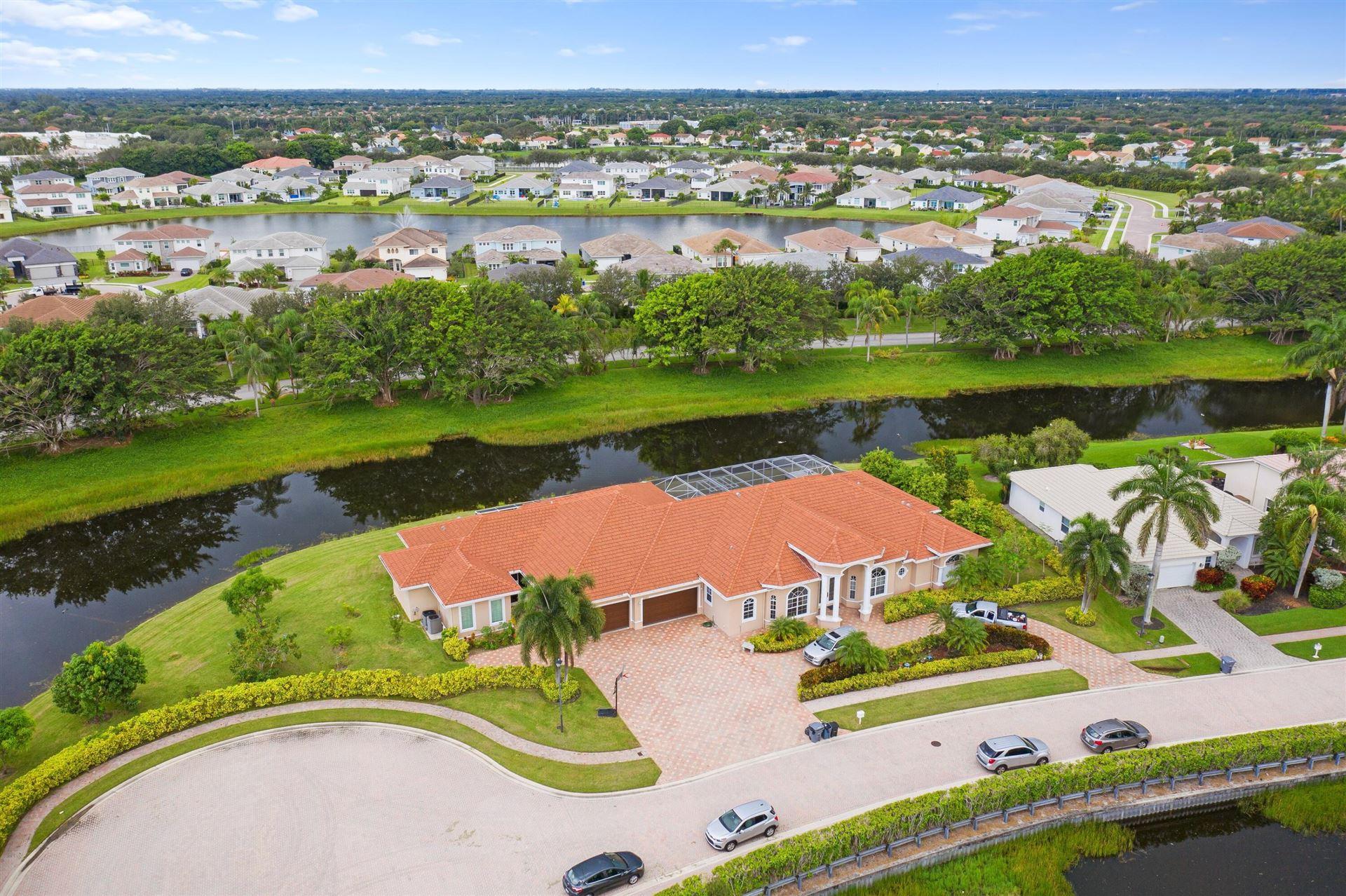Photo of 6957 Cobia Circle, Boynton Beach, FL 33437 (MLS # RX-10753787)